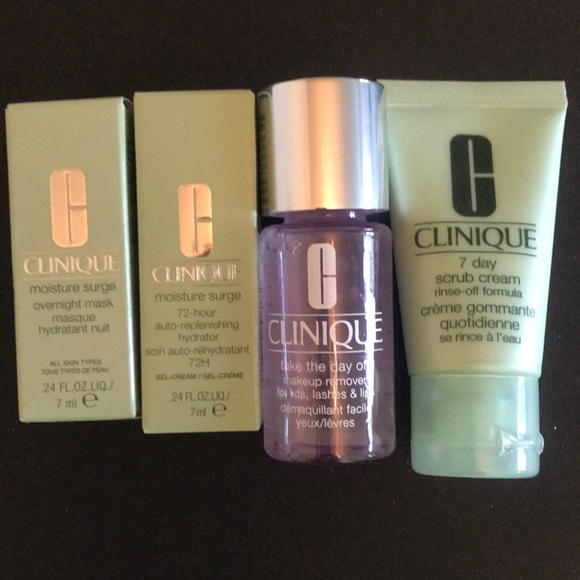 Clinique Skincare 🎊Final Reduced Price 🎊